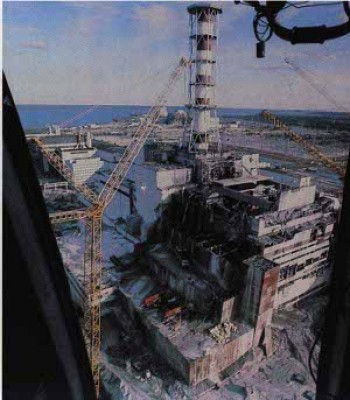 Accidente nuclear Chernobyl